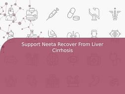 Support Neeta Recover From Liver Cirrhosis