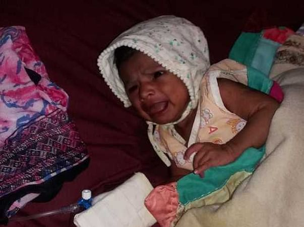 Support Fathima Recover From Spine Disease