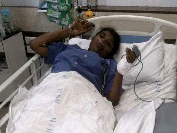 Support Jaya Manikam Fight - Hip Bone Surgery & COVID-19
