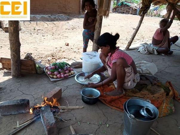 Help Tribals (BPL) Hit by Lockdown & CycloneNisarga:Food & Medical Aid