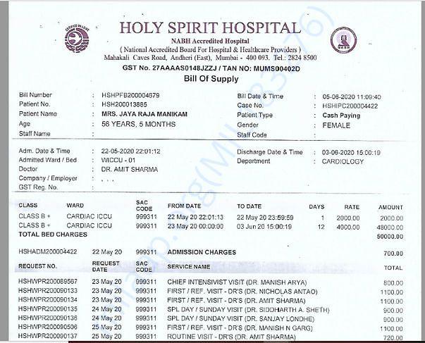 Hospital_Admission_& Bill