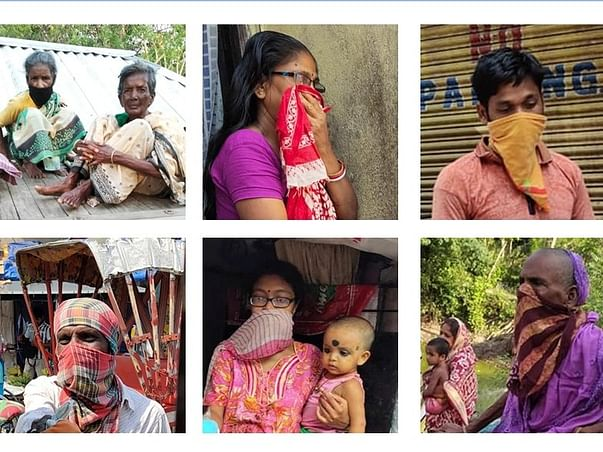 High-Quality Masks To Protect The Poor From COVID-19