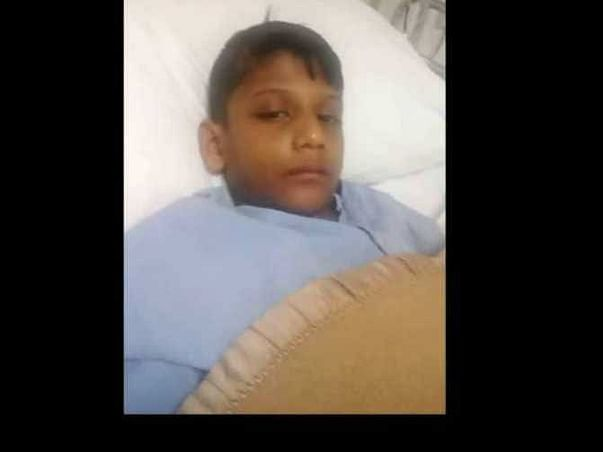 This 12 years old needs your urgent support in fighting Acute Liver Failure