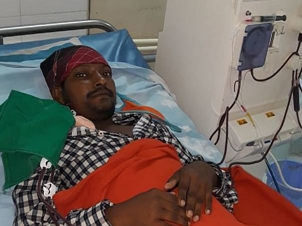 Support Shaik Ahmed Recover From Kidney Failure