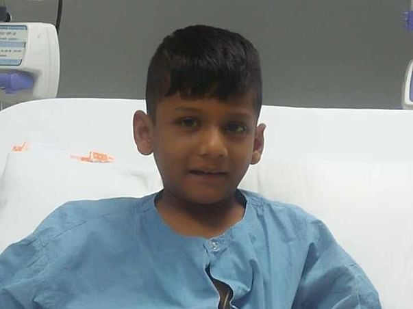 7 Years Old  Adyaan Needs Your Help Undergo A Liver Transplant