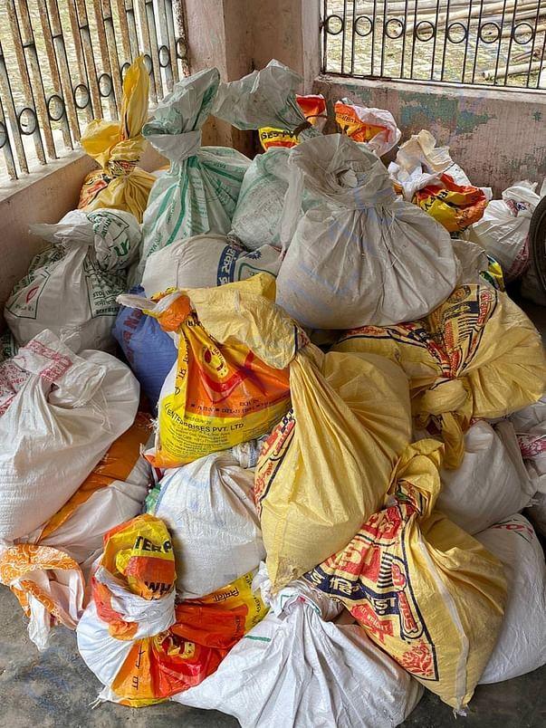 Door to door serving ration of 1 month do support us