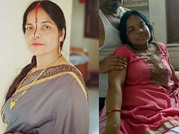 47 Years Old Anjani Sinha Needs Your Help Fight Menopause