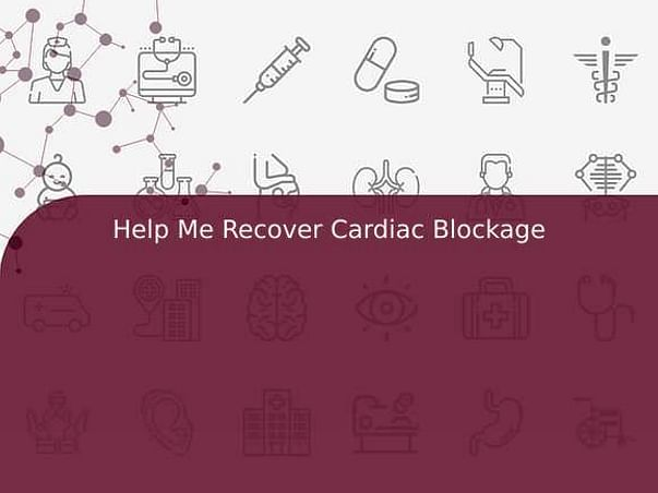 Help Me Recover Cardiac Blockage
