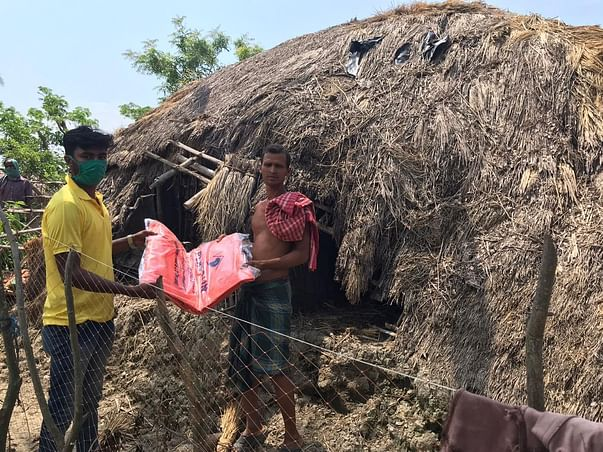 Help The Poor of West Bengal Survive The Disaster Caused By Amphan
