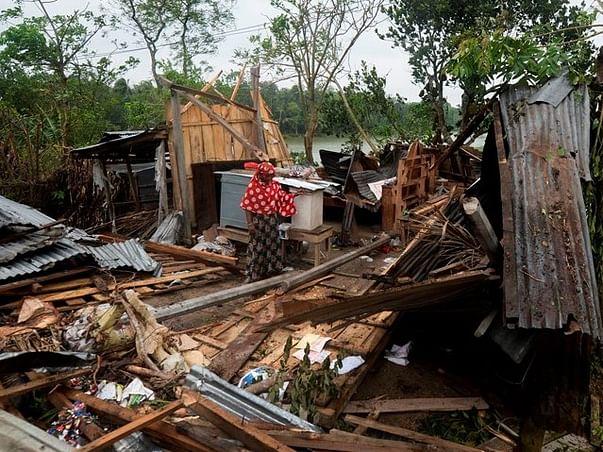 Help Cyclone Nisarga Victims of ADE Village(Dapoli)