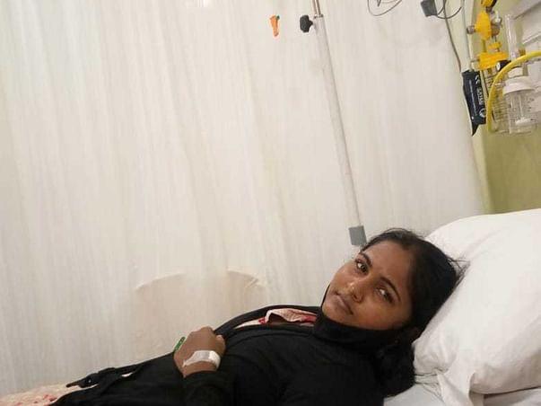 Support Honnavva Lamani Recover From Acute Lymphoblastic Leukemia