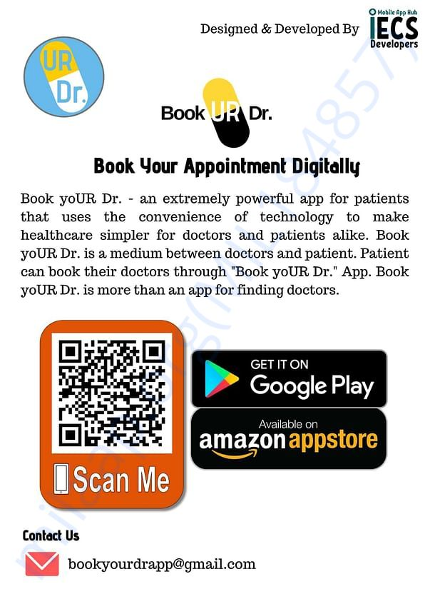 """Search for""""Bookyourdoctor"""" on Google playstore."""