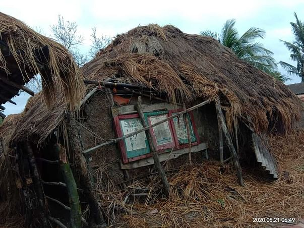 Help & Relief For People Of Sunderbans Affected By Cyclone Amphan