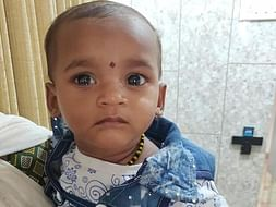 15 Months Old Baby Poonam Needs Your Urgent Support In Fighting Acute Lymphoblastic  Leukemia