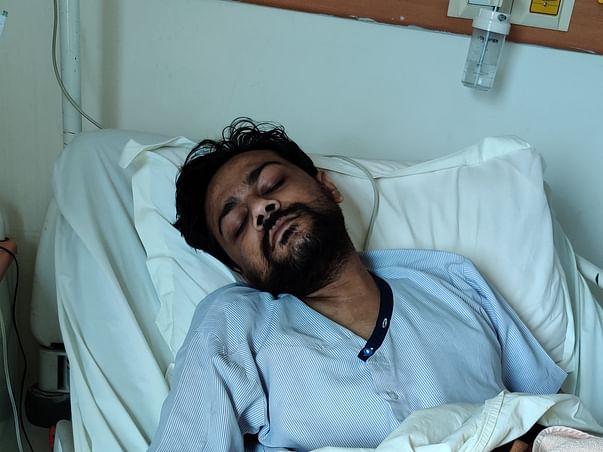 Support Siddharth Saxena Undergo Kidney Transplant
