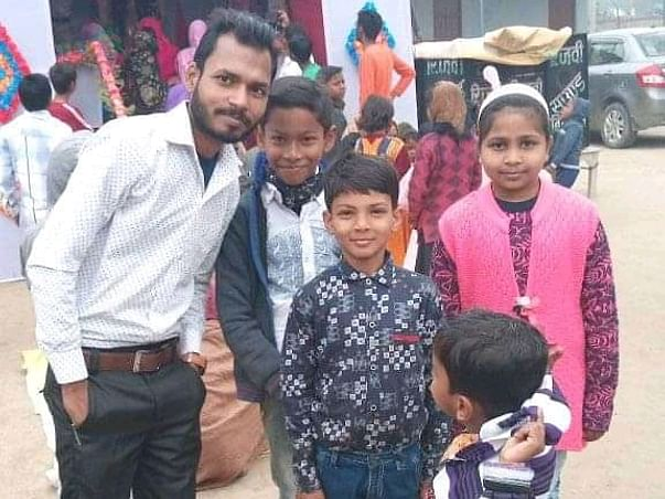 Help Abhay To Work For The Life Of Orphans And Their Education,