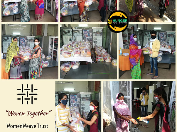 Hunger Collective- SSP- Support for Rations - Rural India