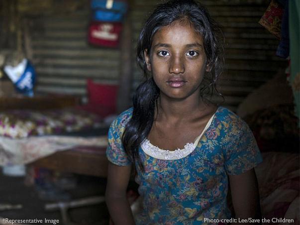 Children like Junali need your urgent help