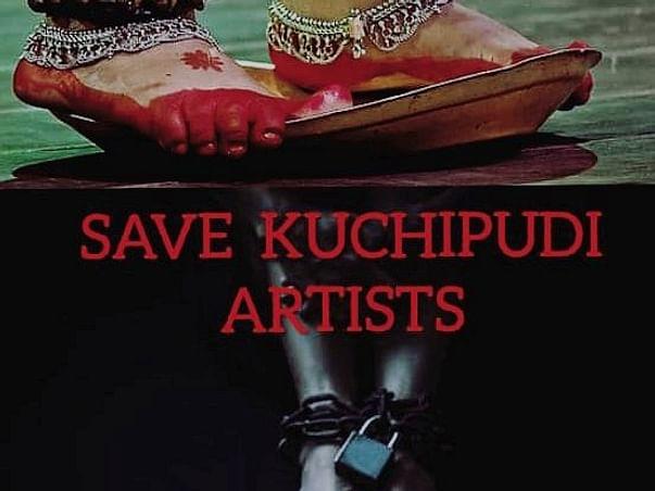 Save Kuchipudi Artists