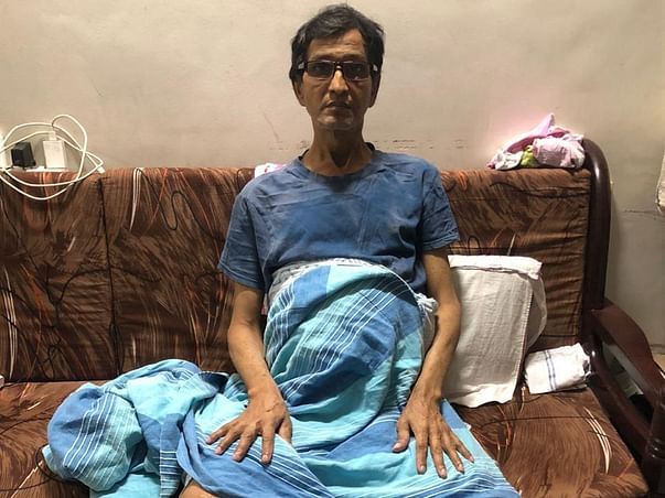 My Father Needs Your Urgent Support In Fighting Liver Cirrhosis