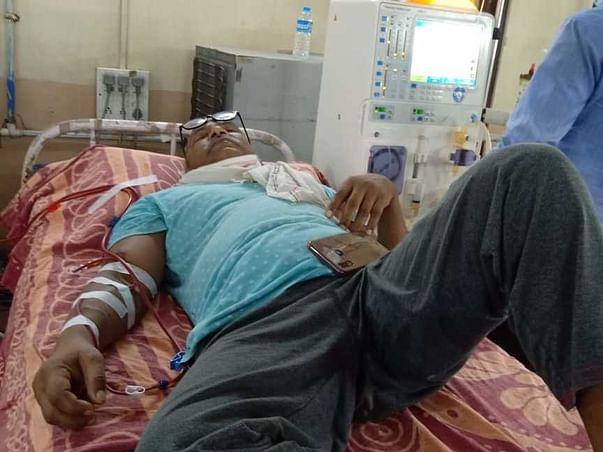 56 Years Old Md Jamaluddin Needs Your Help Undergo Kidney Transplant