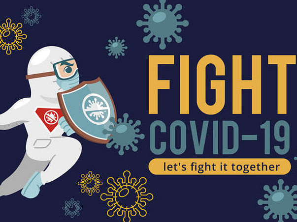 Covid 19 patients & quarantine community web platform and app