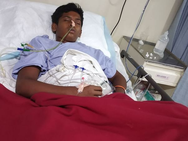 Support This 15-Year-Old Recover From Multiple Organ Damage