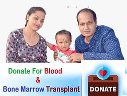 Save life , fight with blood cancer 2nd time