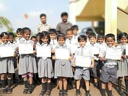 """SUPPORT SCHOOL PROGRAMME """"EDUCATE INDIA"""""""