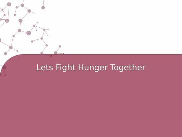 Lets Fight Hunger Together