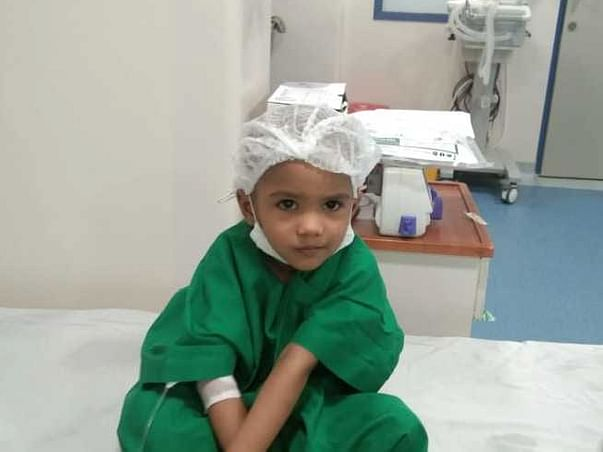 My daughter is struggling with Neuroblastoma (stage 4), help her