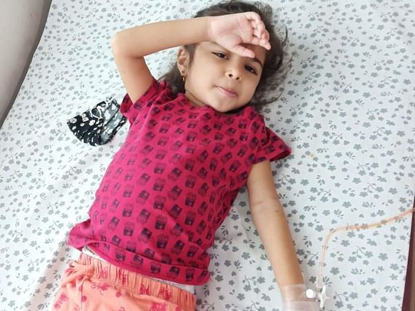 Help Manaswini Fight Cancer