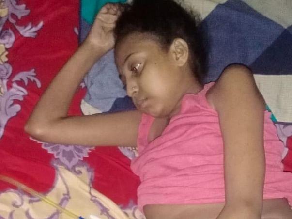 Help Nagma (Thalassemia Major) fight Paralysis
