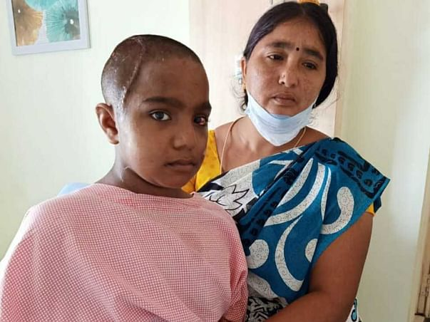 13 Years Old Jaswamth Needs Your Help Fight Brain Injury