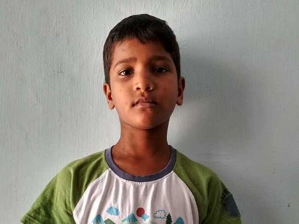 10 years old Chaitanya needs your help fight Hodgkin's lymphoma