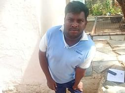 Help for physically challenged  Suresh for Scooty with 4 wheeler
