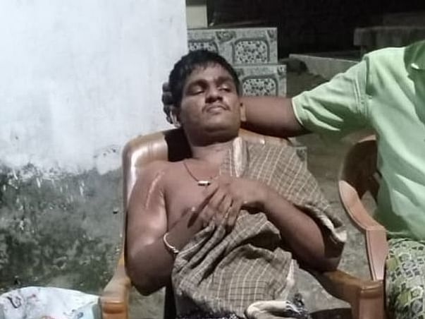 Support Ganesh  Chowdary Recover From Accident