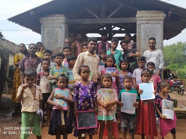 Help for Tribal education