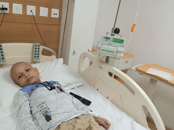 Help Deepanshu Fight Blood Cancer Needs Urgent Bone Marrow Transplant