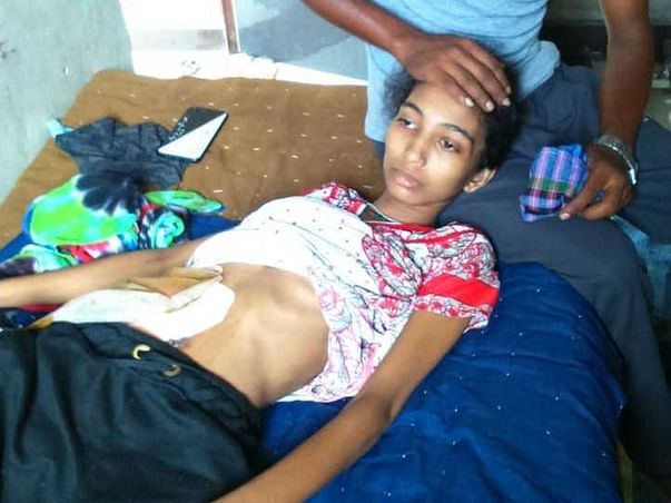 HELP REHMAT TO FIGHT INTESTINE CANCER