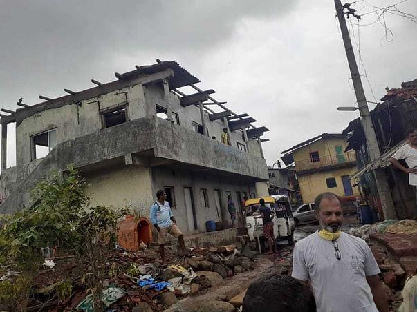 Save Kokan  Helping Hand for Kokan Nisarga Cyclone