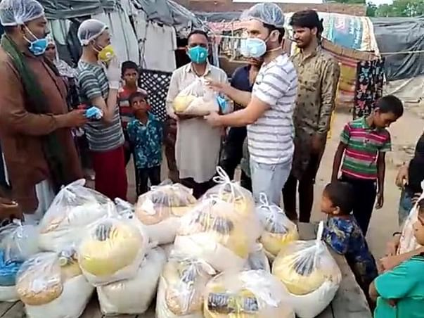 Donate a Dry Ration Kit, Family facing problem Due to Covid19