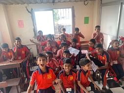 Post-covid education relief; help these students stay in school!