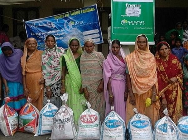 Help Delivering Food for Needy !!
