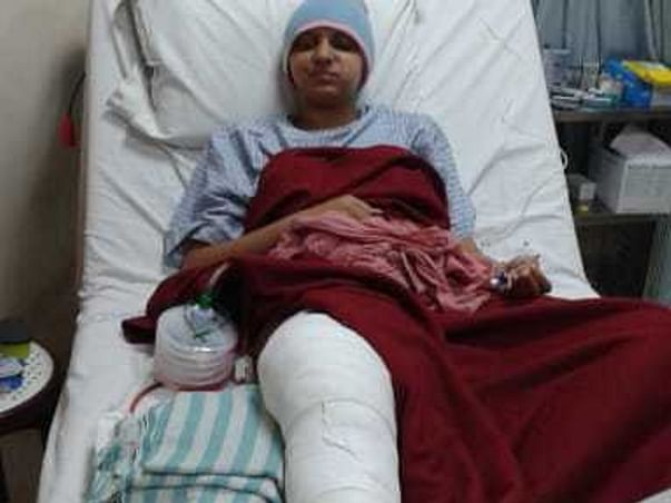 Support Mansi Recover From Osteogenic Sarcoma