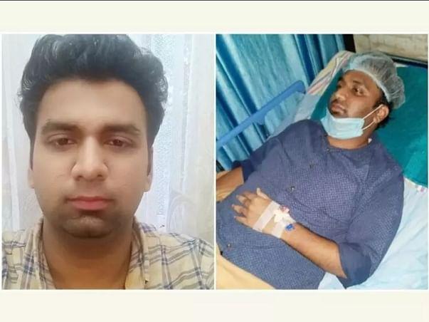 Help Sharik fight blood cancer