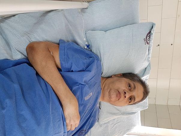 57 years old Gracy Menezes needs your help fight Brain tumor