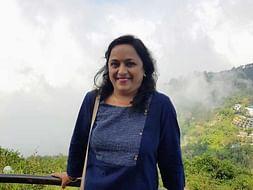 43 yr single mother Priya S (w) a traumatic leg injury needs your help