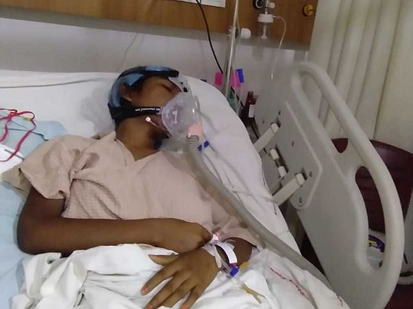 Help Sangita Recover Neuropsychiatric Systemic Lupus