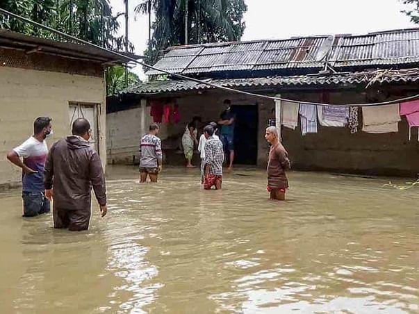 Let's stand up for Assam Floods!